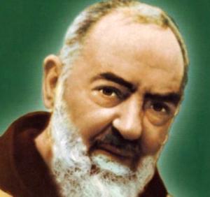 Almas que visitaron al Padre Pio