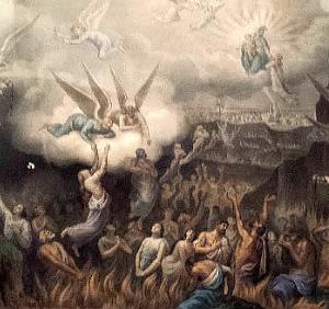 ¿De qué purgarse en el purgatorio?