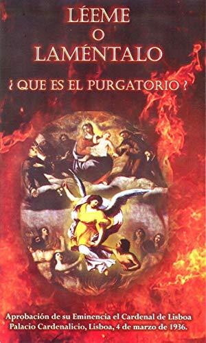 El Purgatorio, léeme o laméntalo