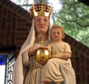 Reina de las Almas del Purgatorio