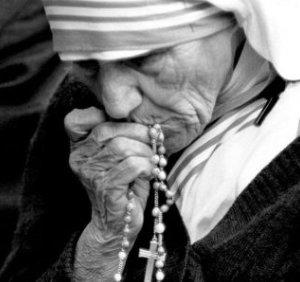 Madre Teresa y las Almas del Purgatorio