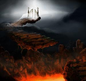 Barbaridades dichas sobre el Purgatorio