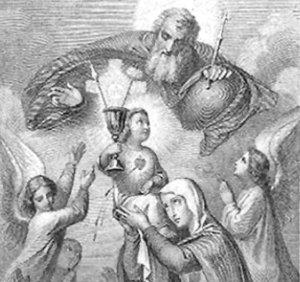 El Ángel Consolador de las Ánimas – Novena de Ánimas
